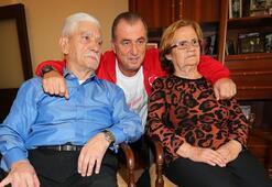 Fatih Terim ağır hasta olan babasını ziyaret etti