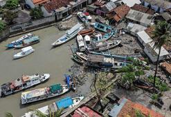 Son dakika... Endonezyadaki tsunamide ölü sayısı 429a çıktı