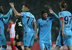 Balıkesirspor-Trabzonspor: 1-3