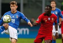 İtalya - Portekiz: 0-0