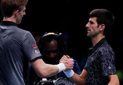 Finalin adı Zverev-Djokovic