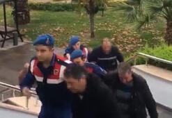 Bursada kaçak kazı yapanlara suçüstü: 6 tutuklama