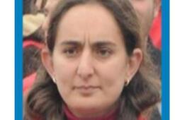 Mavi listedeki kadın terörist yakalandı