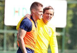 Fenerbahçe, Spartak Trnava hazırlıklarına devam etti