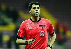Başakşehir-Bursaspor maçının VARı Mustafa Öğretmenoğlu