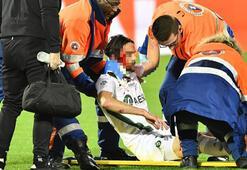 Neven Subotic maçta bilincini kaybetti
