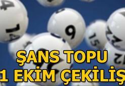 Şans Topu çekilişi sonuçları açıklandı 31 Ekim Şans Topu sonuçları