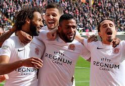 Demir Grup Sivasspor-Antalyaspor: 1-2
