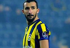 Fenerbahçede Mehmet Topal grip oldu