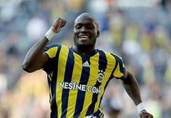 Moussa Sowdan Fenerbahçeye jest