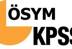 KPSS önlisans sınav giriş yerleri   KPSS ortaöğretim sonuçları ne zaman açıklanacak