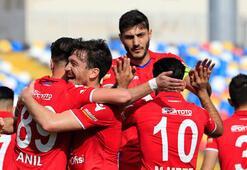 Altınordu, Karabüksporu 6-0 yendi