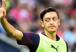 İngilterede Mesut Özil iddiası