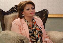 Irakta tarihi an İlk kadın aday...