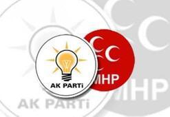 AK Partiden son dakika ittifak açıklaması