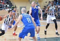Adatıp Sakarya Büyükşehir Belediye Basketbol - İstanbul Büyükşehir Belediyespor: 82-77