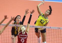 Fenerbahçe - Nilüfer Belediyespor: 2-3