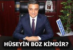 Hüseyin Boz kimdir AK Parti Çankırı Belediye Başkan adayı