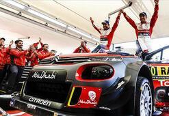 Citroen, İspanyada birinciliği yakaladı