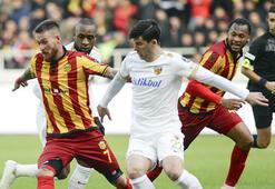 EY Malatyaspor-İM Kayserispor : 1-1