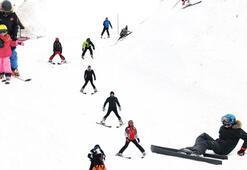 Dadaşlar diyarına kayakçı akını var