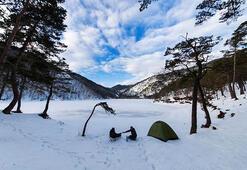 Saklı Cennet Boraboy Gölü