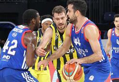 Dev randevu: Fenerbahçe-Anadolu Efes