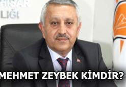 Mehmet Zeybek kimdir AK Parti Afyonkarahisar Belediye Başkan adayı