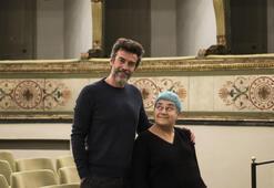 Don Kişot ile İtalyada tiyatro sahnesinde