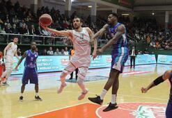 Banvit - Afyon Belediyespor: 72-71