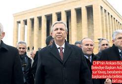 'Ankara'yı marka kent yapacağım'