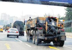 Mehmetçik yürüyor YPG'liler kaçıyor