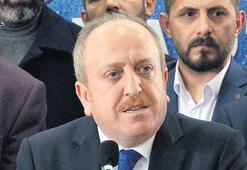AK Parti Çorum il başkanı istifa etti