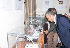 İlk mikro minyatür sergi alanı açıldı