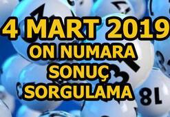 MPİ 4 Mart On Numara sonuçları açıklandı (On Numara çekilişi sonuçlarında ikramiye...)