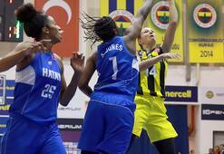 Fenerbahçe - Hatay Büyükşehir Belediyespor: 87-74
