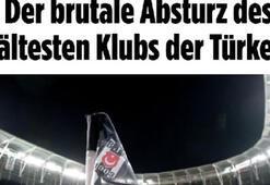 Bild: Beşiktaşın acı düşüşü