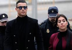 Ronaldo ve kız arkadaşının acı günü