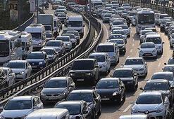Trafiğe kayıtlı araç ayısı 22 milyonun üzerine çıktı