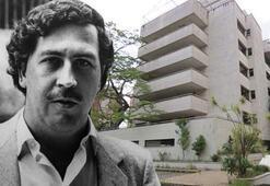 Escobarın evi böyle yıkıldı