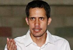 Guaidodan Venezuela ordusunun kendisine yardım ettiği iddiası