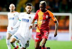 Alanyaspor - Galatasaray: 1-1