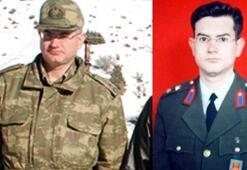 Öldürülen o terörist Şehit Binbaşı Ercan Kurtun katili çıktı