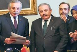 AK Parti'nin Başkan adayı Şentop