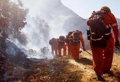 Californiadaki yangının bilançosu artmaya devam ediyor