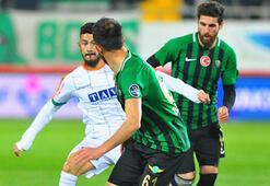 Akhisarspor-Aytemiz Alanyaspor: 3-1