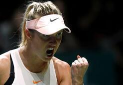 WTA Finallerinde Svitolina fırtınası