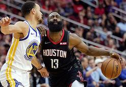 Golden State, Houstonı deplasmanda mağlup etti