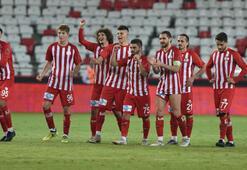 Antalyaspor - Yomraspor: 4-1