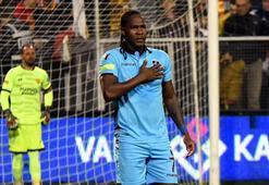 Rodallega, Göztepe maçını boş geçmedi